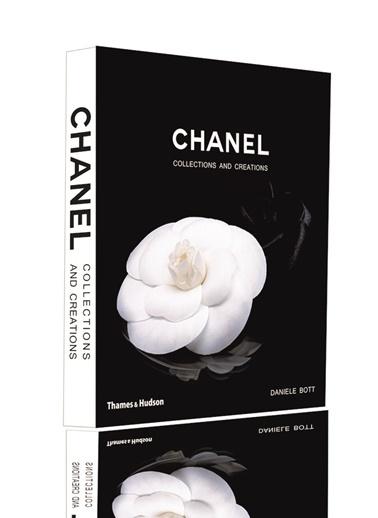 Lyn Home & Decor Chanel Classıc Dekoratif Kutu 24,5X19,5X3 Renkli